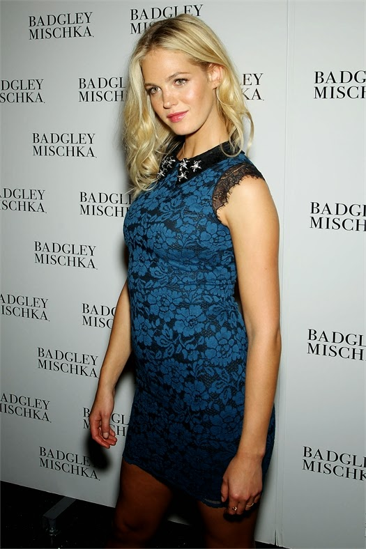 Erin Heatherton at Badgley Mischka 25th Anniversary pic 1