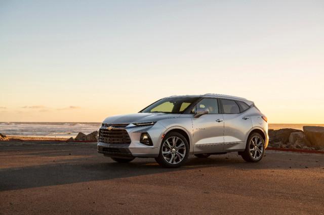 2021 Chevrolet Blazer Review