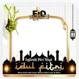 Gambar Hari raya Idul Fitri 2021