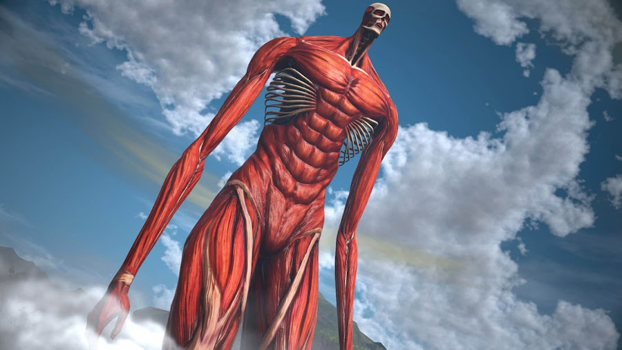 attack on titan 2 final battle new hero armin colossal titan pc ps4 xb1 koei tecmo