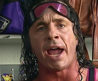 WWF / WWE - In Your House -12 - Bret Hart cut a pre-match promo
