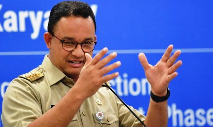 Terbaru, Atasannya Dirongrong HMI Biar Dikuliti KPK, Anak Buah Anies Kasih Balasan Telak! Hati-Hati