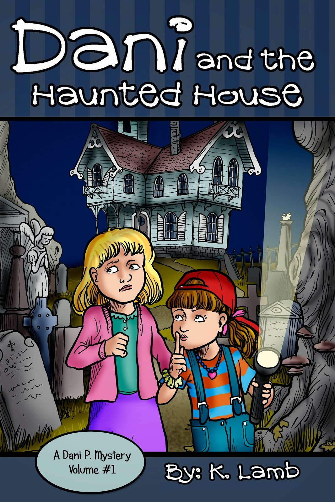 Dani and the Haunted House on Amazon
