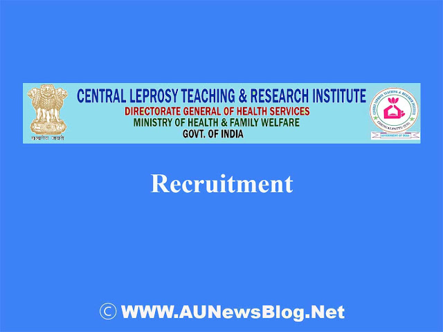 CLTRI Chengalpattu Recruitment 2017