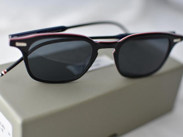 トム ブラウンのサングラス