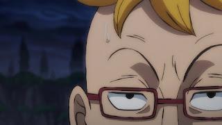 ワンピースアニメ 989話 ワノ国編 | 不死鳥マルコ かっこいい MARCO | ONE PIECE 白ひげ海賊団隊長