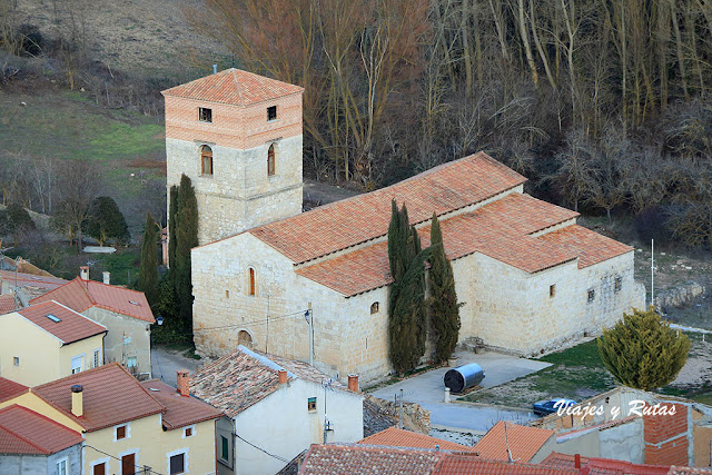 Iglesia de San Martin, Curiel de Duero