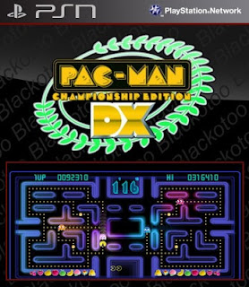 Pac-Man Championship Edition PS3 Torrent