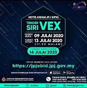 Bidaan No Pendaftaran Kenderaan Dalam Talian Bagi WPKL, VEX