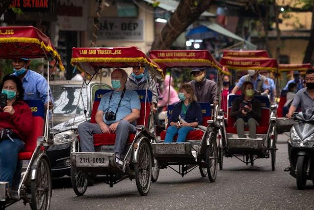 Thêm người nhiễm dịch ở Hà Nội, Việt Nam tăng lên 57 ca virus corona
