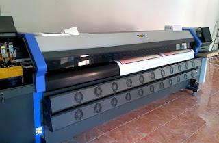 Contoh mesin printer cetak spanduk