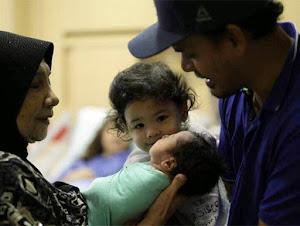 Thumbnail image for Lisa Surihani Selamat Melahirkan Anak Kedua, Yusry KRU Kongsi Gambar Di Instagram