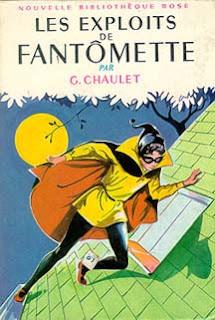 Fantômette de Georges Chaulet