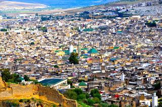 Sejarah Menarik Kota Fez