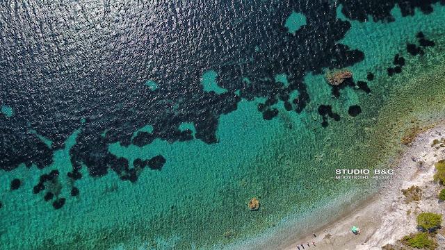 Σκόπελος: Γαλαζοπράσινη πανδαισία