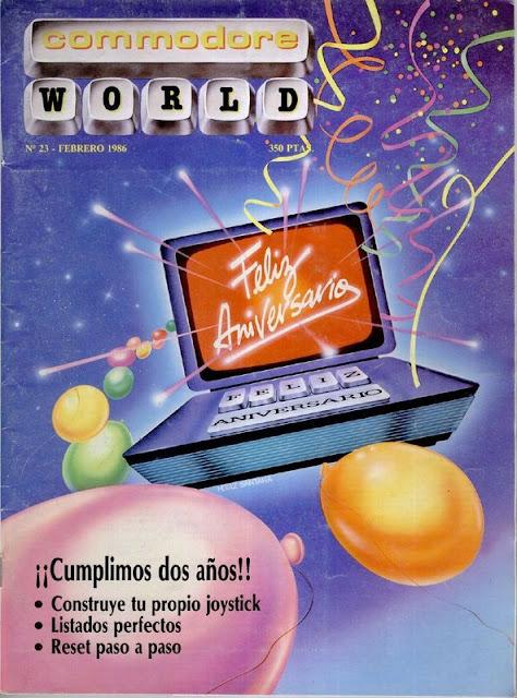 Commodore World #23 (23)