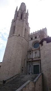 Fachada de la Iglesia de Sant Feliu.