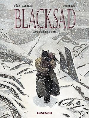 Blacksad T2 : Arctic Nation - Editions Dargaud