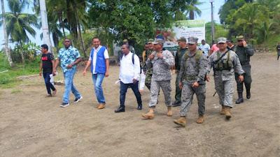 Armada Nacional sigue con sus operaciones en Juradó para evitar desplazamientos por la presencia de grupos al margen de la Ley