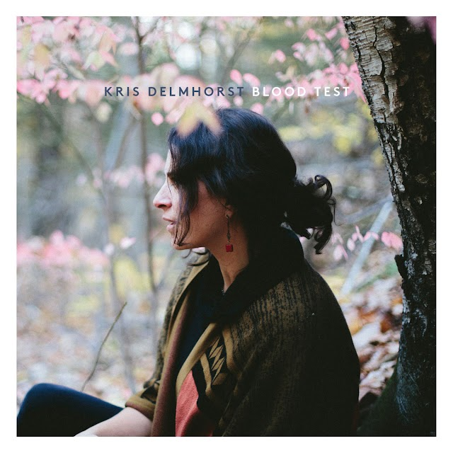 "Stream & Purchase ""Blood Test"" album by Kris Delmhorst [Americana]"