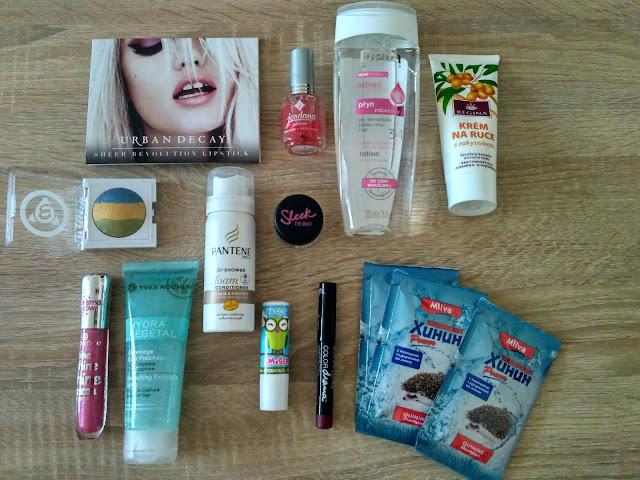 sutaz o balíčky kozmetiky