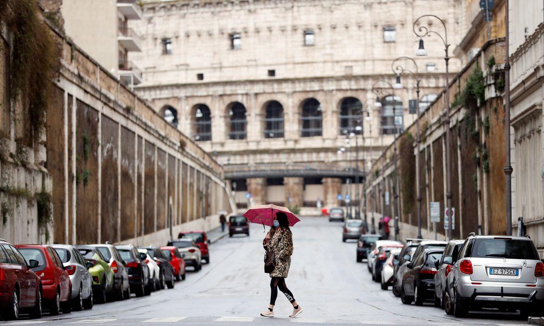 Itália aumenta medidas restritivas após alta da Covid-19 no país!