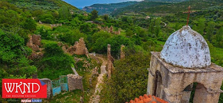 Παλαιά Πέρσαινα: Το χωριό της που ρήμαξαν σεισμός και πυρκαγιές