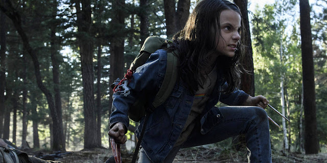 Dafne Keen X-23 James Mangold | X-Men Wolverine Logan