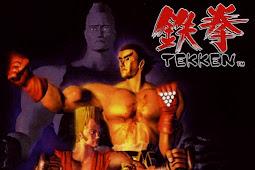Download Game Tekken 1 for Computer PC or Laptop