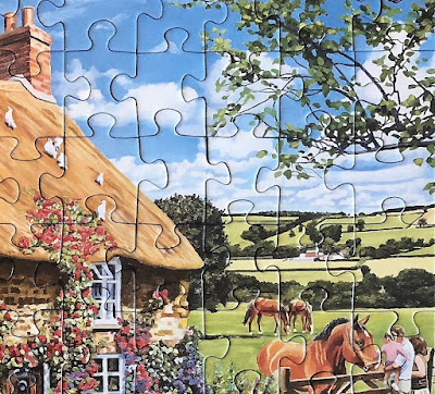easy 100 piece jigsaw puzzle