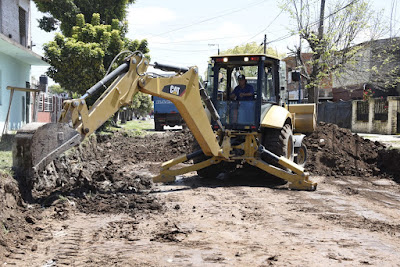 En Malvinas Argentinas siguen las obras. IMG-20201016-WA0038