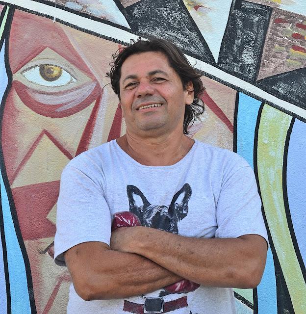Walfredo Luz e seu novo livro, em breve no RJ