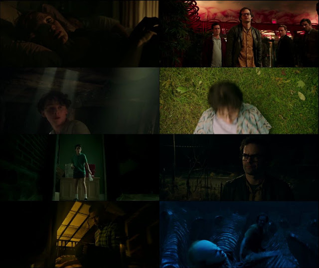 IT Chapter Two 2019 English 720p WEBRip