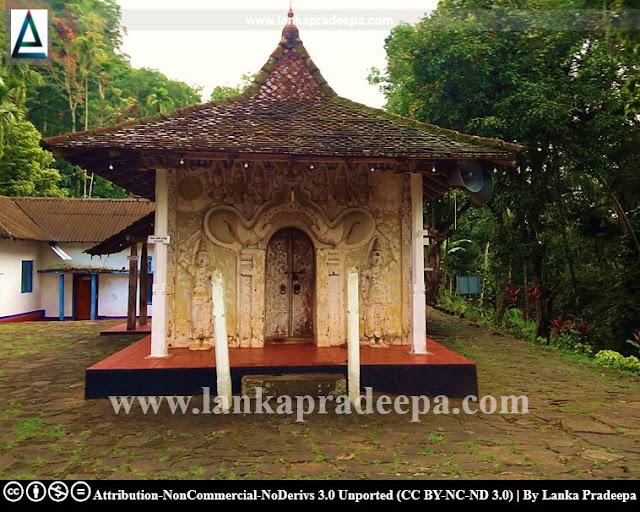 Pusulpitiya temple