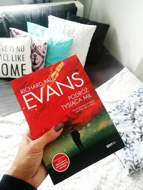 #8 Richard Paul Evans - Podróż tysiąca mil