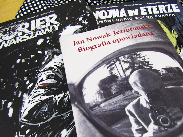 O Janie Nowaku-Jeziorańskim, czyli kurierze z Warszawy