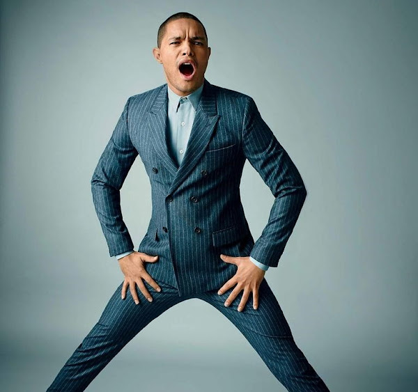 South African comedian Trevor Noah - Official Website - BenjaminMadeira