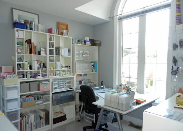 home office craft room design ideas photos