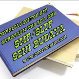 RPP Dan Silabus Seni Budaya Kurikulum 2013 SMP/MTs Revisi