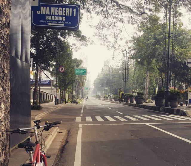 Bandung Sepi-IGkangdedoy
