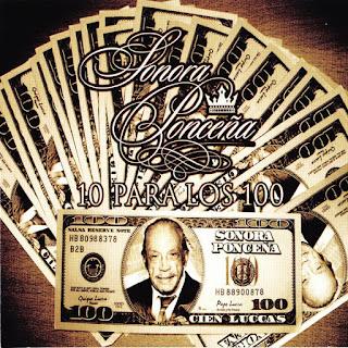 10 PARA LOS 100 - SONORA PONCEÑA (2012)