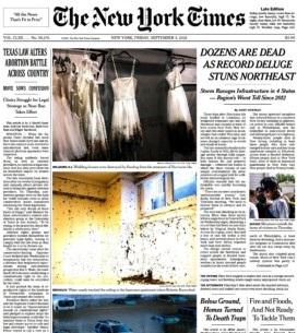 The New York Times Magazine 3 September 2021