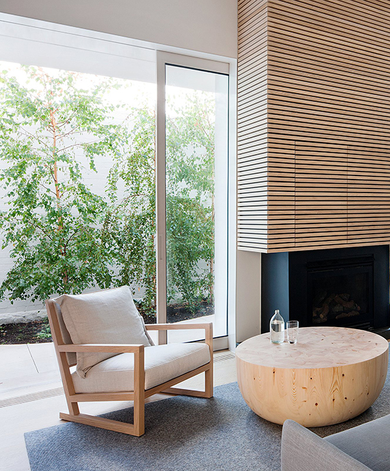 Contemporary casual home in Sydney. Design by Studiofour. Photos by Shannon McGrath via UP interiors