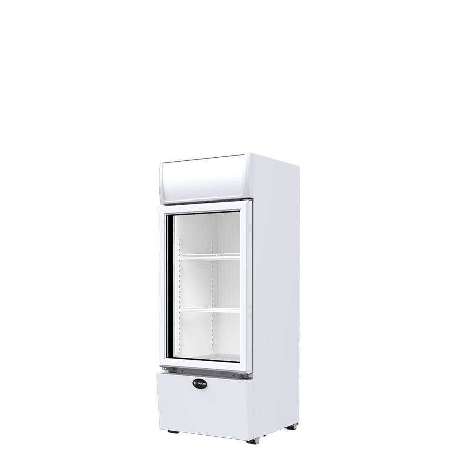 Tủ mát Sanden intercool SPA-0223 / 0225 dung tích 160 Lít