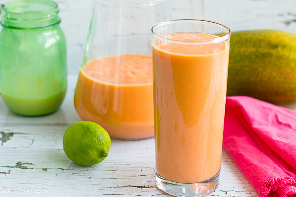 Papaya drink Recipe