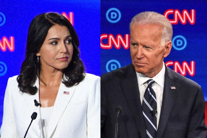 I want Tulsi on that stage in September. Do you?