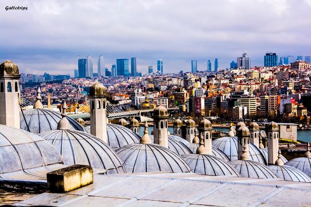 Estambul - Recuerdo de Constantinopla