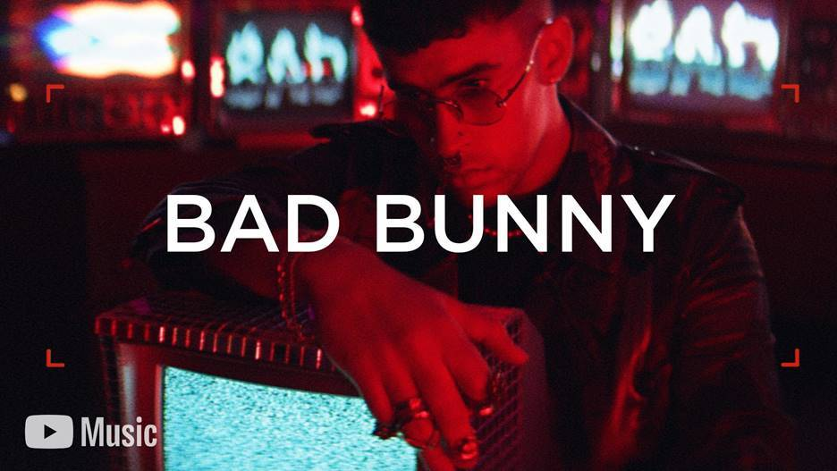 YouTube y Bad Bunny lanzan spotlight