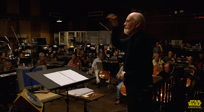 john williams conducting