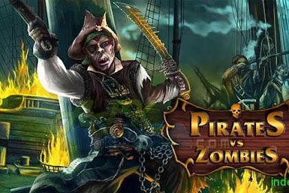 Pirates vs Zombies v1.5 Apk Terbaru